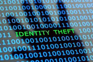 electronic identity theft
