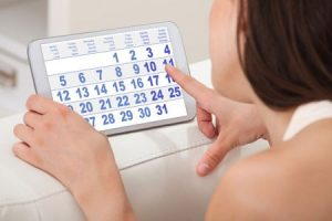 Calendar of Recycling for Electronics