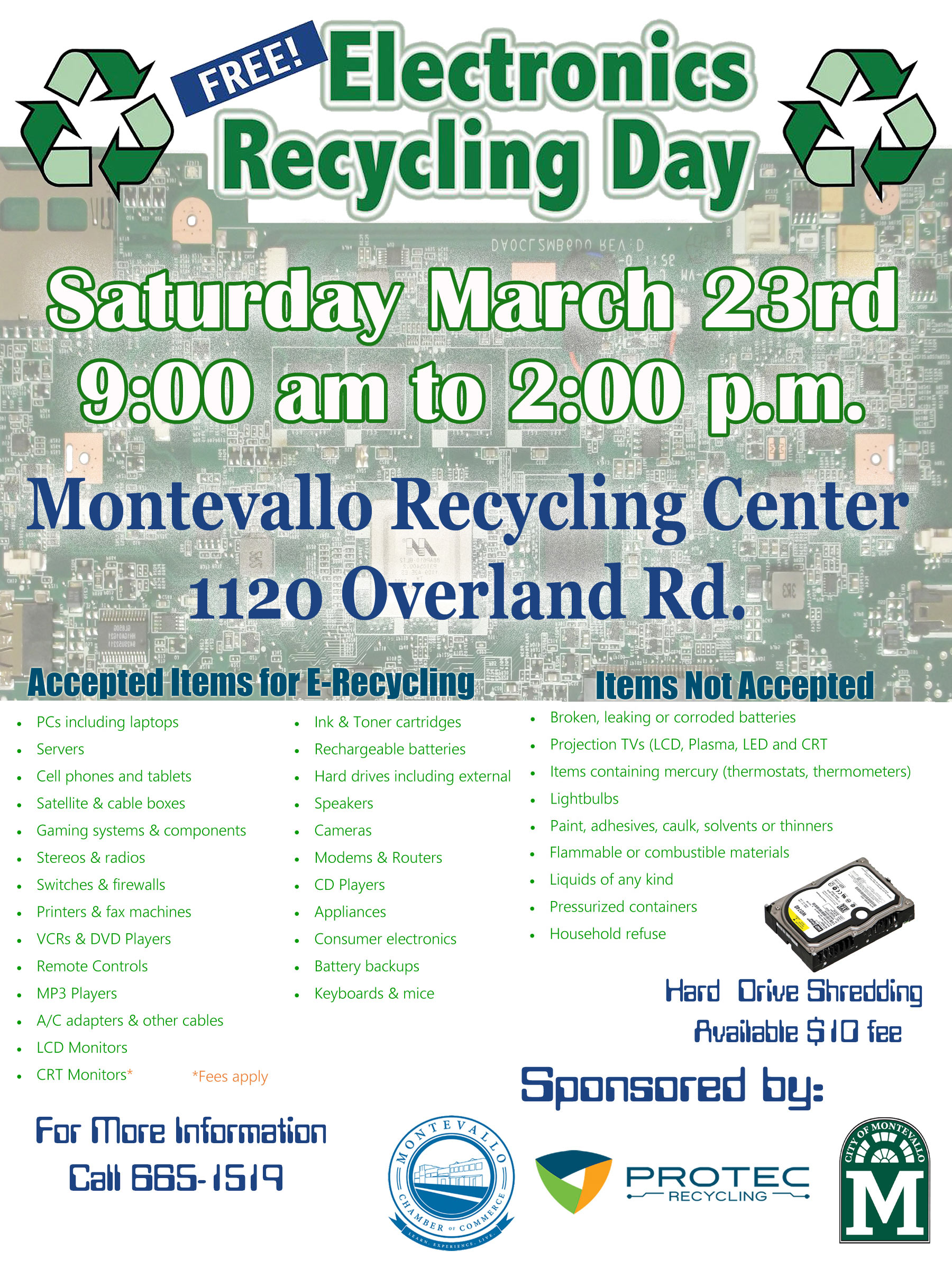 recycling day 2019