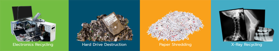 Recycling Services from Protec Recycling