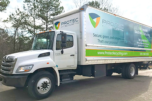 Protec On-Site Recycling Services