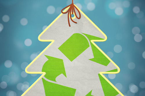 Christmas Recycling of Electronics