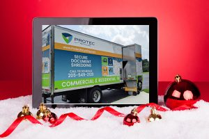 Electronic Recycling for Christmas