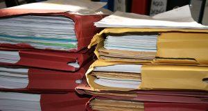 Legal Documents for Shredding